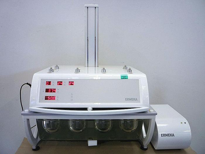 Used W 14260 E - Dissolution Tester ERWEKA DT 720