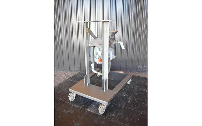 USED QUADRO COMIL, MODEL 197, STAINLESS STEEL, SANITARY