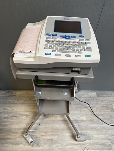 Gebraucht EKG Atria 6100 EKG Gerät