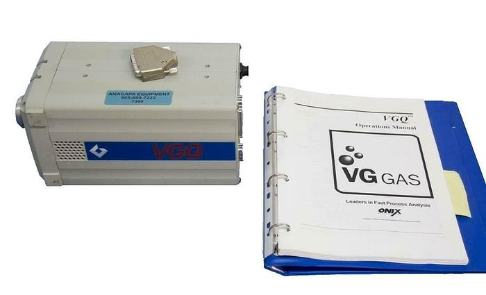 Used VG (Thermo) Residual Gas Analysis System VGQ FOR PARTS (7399)R