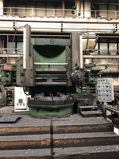 1979 Vertical Turning Lathe SC1600