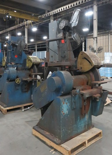 FOX 230 LJ SINGLE END GRINDER (on hold)
