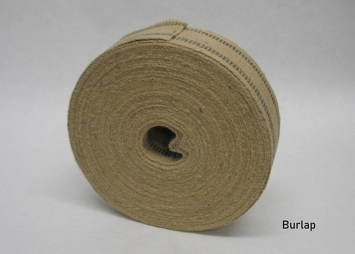 Burlap for Bagel Boards (Double Roll)
