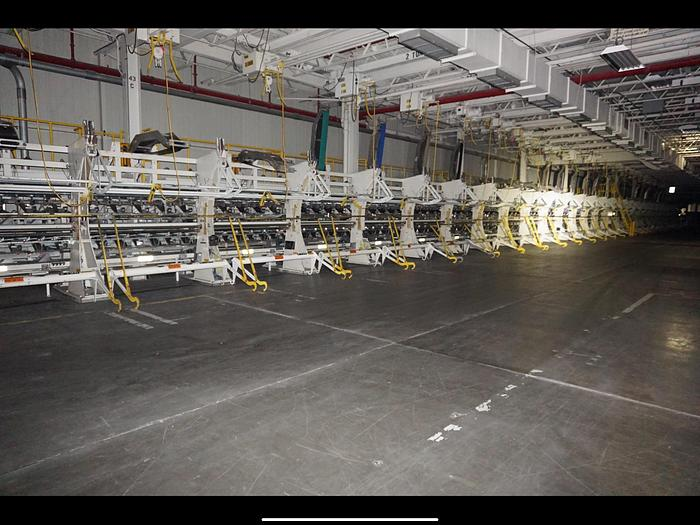 Used FACIAL TISSUE CONVERTING LINE
