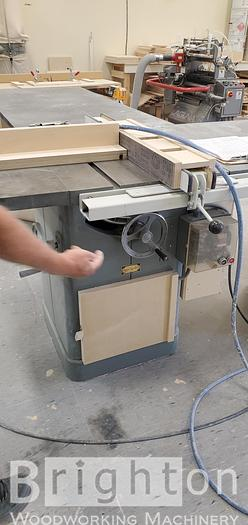 Used Rockwell Delta 34-450 Table Saw