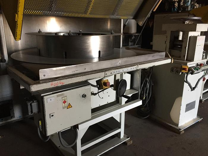 Rod Rolling Mill with Pay-Off / Re-Wind