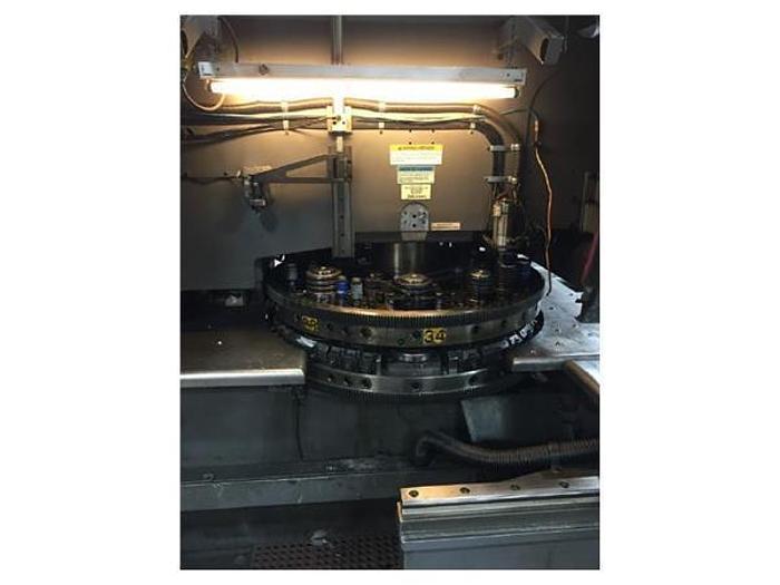 1998 33 Ton Strippit 1250H/30 CNC Turret Punch