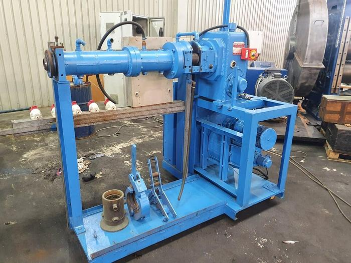 Used FARREL 63mm coldfeed rubber extruder