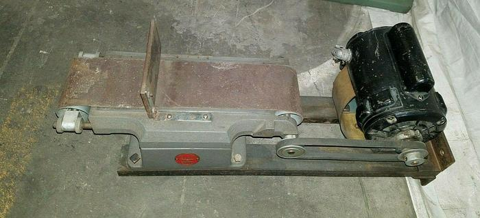 """Used 4"""" Duro Power Belt Sand Model A3064"""