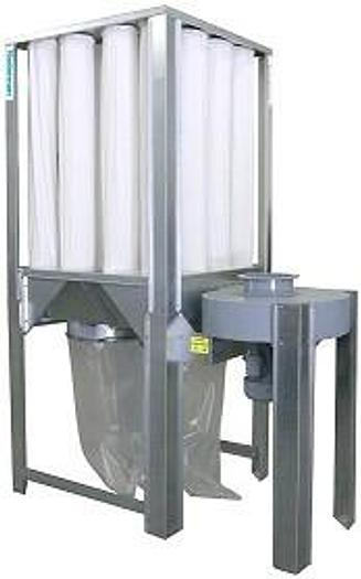 Nederman S-500 5HP 3 Phase Dust Collector