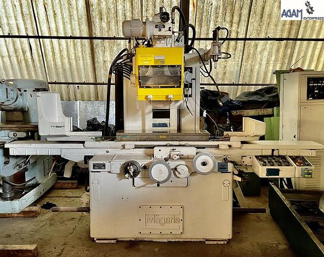 Used Magerle FP10 Creep Feed Surface Grinding Machine
