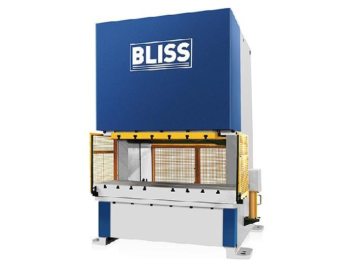 88 ton Bliss 2pt. Gap Frame Mechanical Press (NEW)