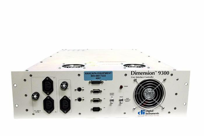 Used Digital Instruments Dimension 9300 User Interface Controller 800-000-817 (4087)