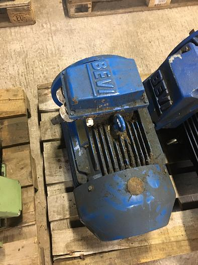 Used BEVI electric motor 15 kW 1470 r/m