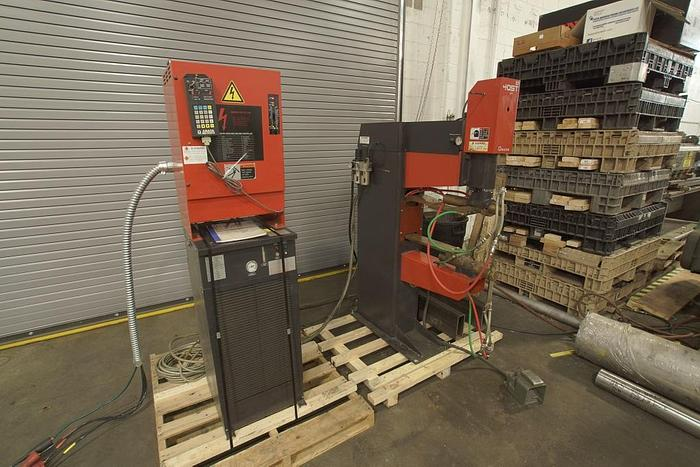 Amada ID-40-ST Micro Computer Controlled Spot Welder ID-40-ST