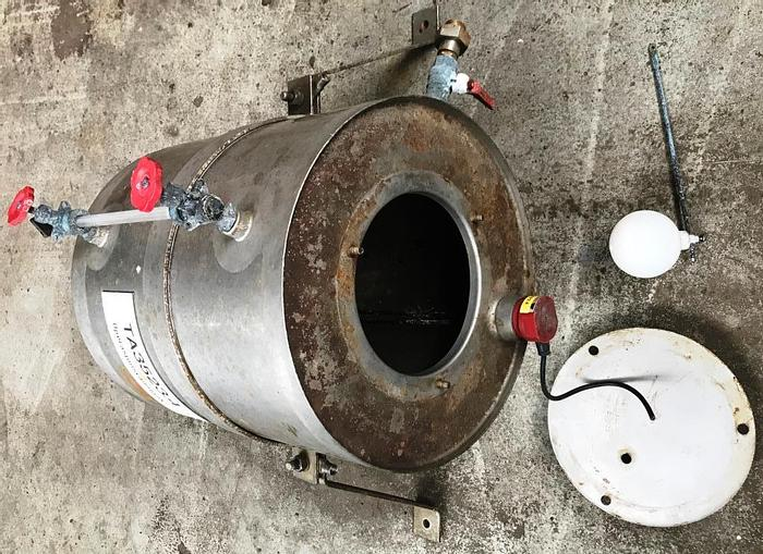 Used 2002 Alfa Laval Operating water tank