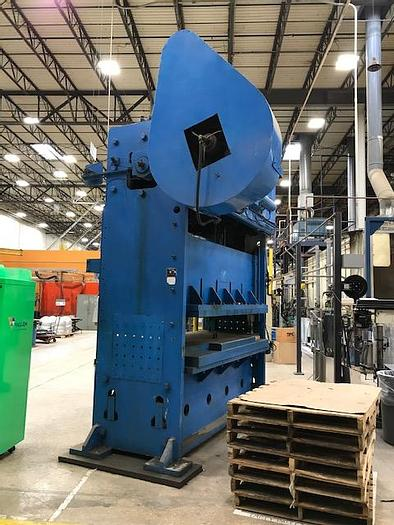 Used 250 TON ROUSELLE SSDC PRESS