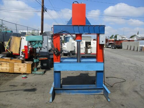 CUSTOM HYDRAULIC H FRAME PRESS