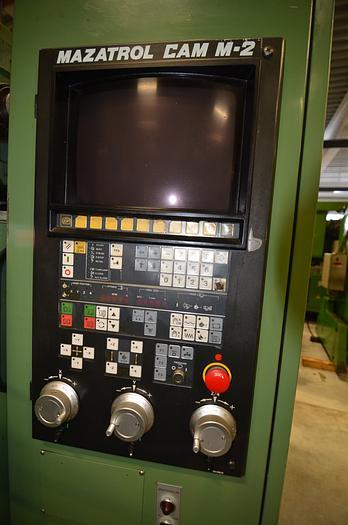 Used MV08E - Mazak  VQC 20/40 B