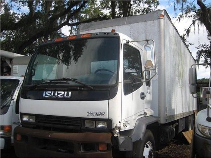 Used 2002 ISUZU FTR