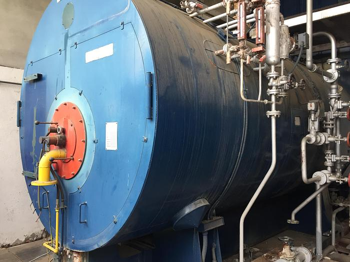 Used BOILER THERMA  VT800/15