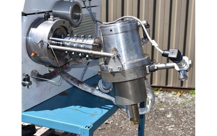 USED BUHLER K8 CONICAL BEAD MILL