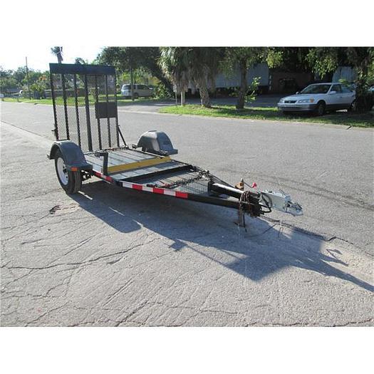 Mini Skid  Steer Equipment Trailer