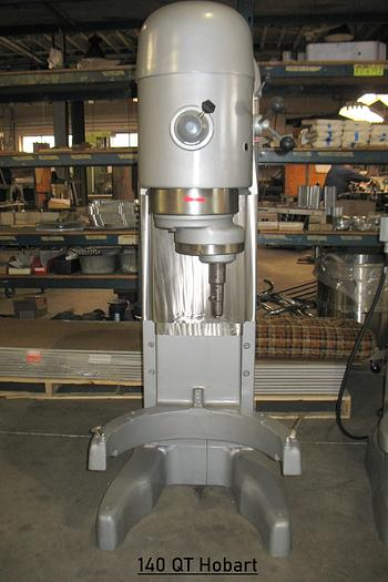 Refurbished Hobart 140 QT Vertical Mixer M140