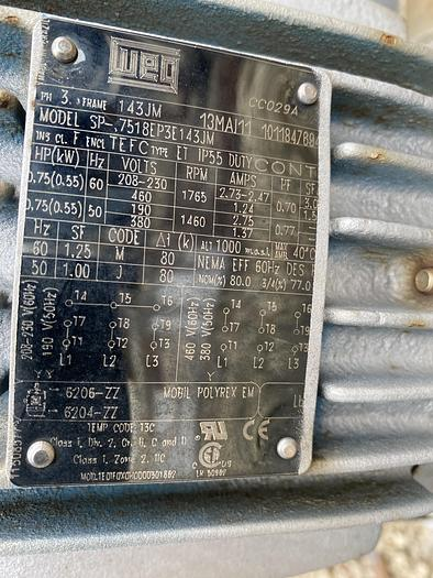 2012 EVAPCO LSWE 4-366-Z, WATER COOLING TOWER (On Hold)