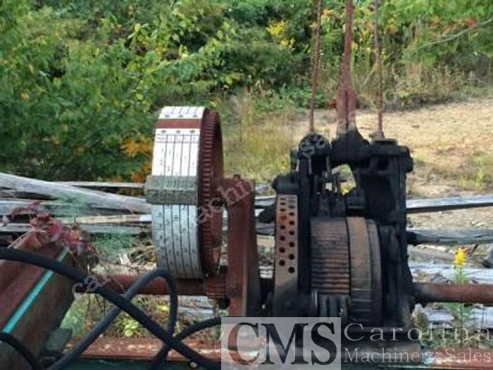 Used Frick Hydraulic Circle Sawmill