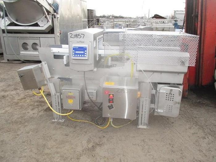 Used Safeline Metal Detector