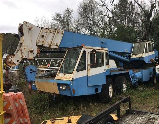 Used 1981 P & H T400