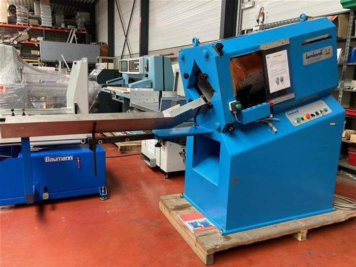 D'occasion 2004 LOMBARDI Converting Machinery, Italy LH 33