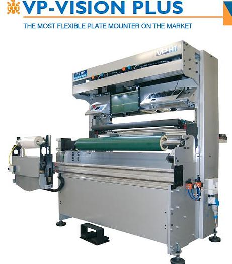 SYS TEC VP- VISION PLUS PLATE MOUNTER (NEW)