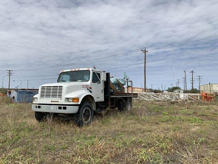 Used GASO Pump Truck with Gaso 5X10