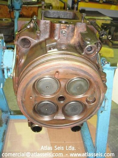 Used MAN Cylinder Heads  32/40