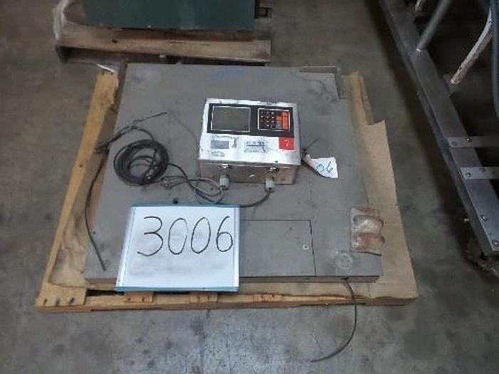 Metler Toledo Masstron Platform Scale