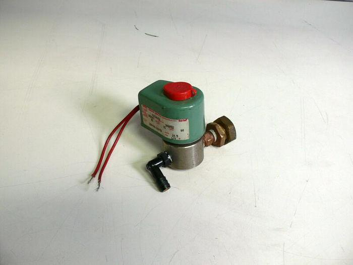 Used ASCO Red-Hat 8262A142 Solenoid Valve