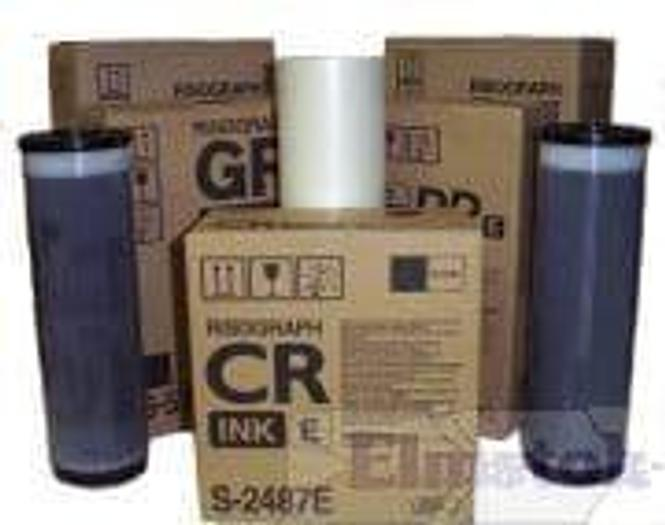 RP A3 Masters Riso Black Ink S-3379