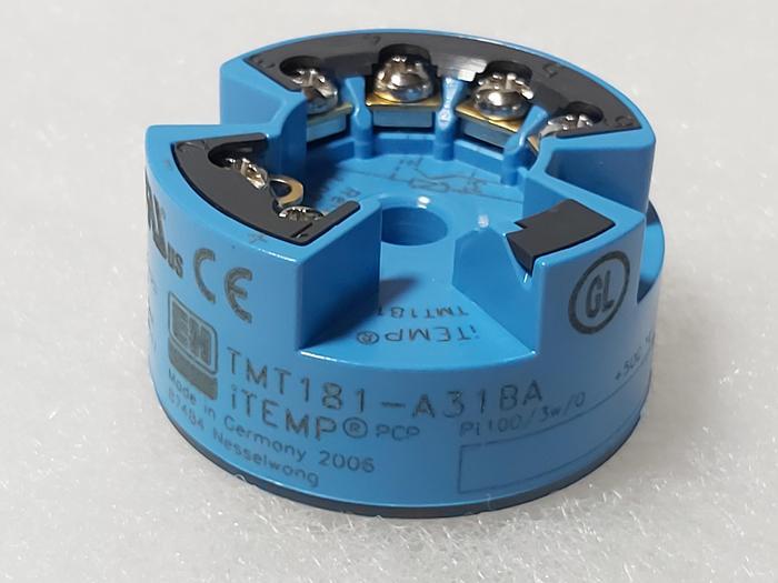 Endress und Hauser TMT181 A31BA, 0 bis 500°C,