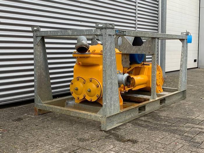 Gebruikt 2008 Geho waterpumps ZD600 400V
