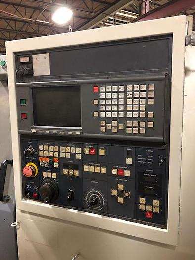 """1996 MORI SEIKI SL-20 Fanuc 16T, 8"""" Chuck, Tailstock"""