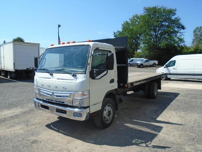 2020 Mitsubishi Fuso FE180G Flatbed Truck