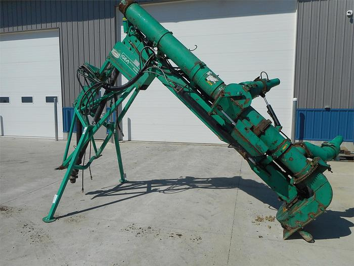 Used GEA SP-3B-T-8-12 Manure Pump