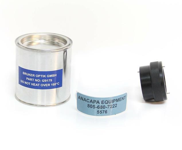 Bruker Tensor 27 Spare Parts I22675 ECL01 & Bruker Optik I29179 Dessicant (5576)