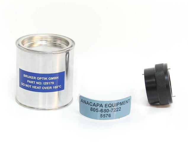 Bruker Tensor 27 Spare Parts I22675 ECL01 & Bruker Optik I29179 Desiccant (5576)