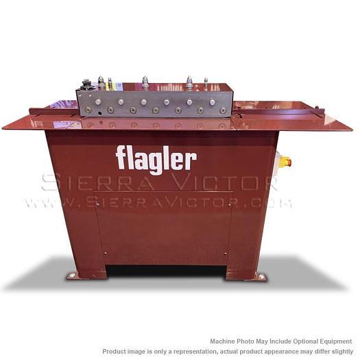 FLAGLER 16 ga. Heay Duty Pittsburgh Machine