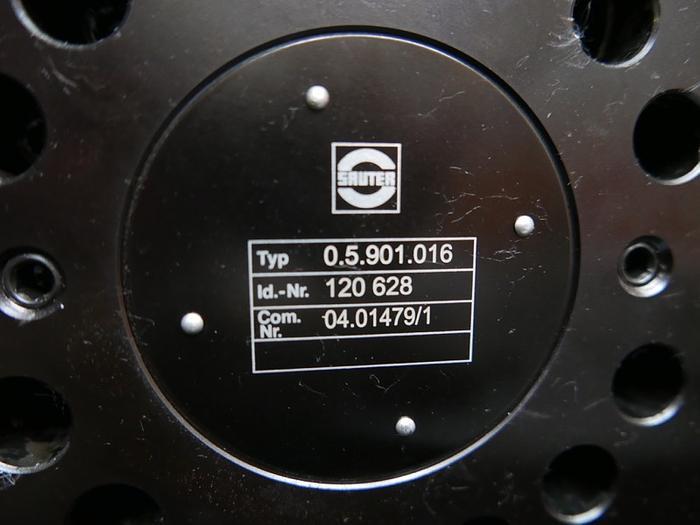 Werkzeugrevolver Sauter TYP 0.5.901.016 ID.NR. 120 628