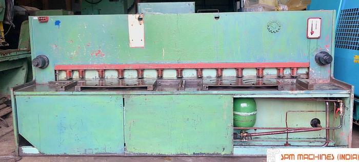 Jelsingrad MG 3100/6.35 Hydraulic Shearing Machine