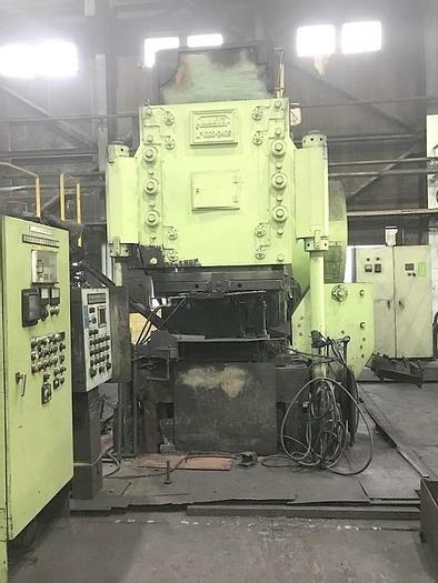 Used Press Hot Forging Manyo